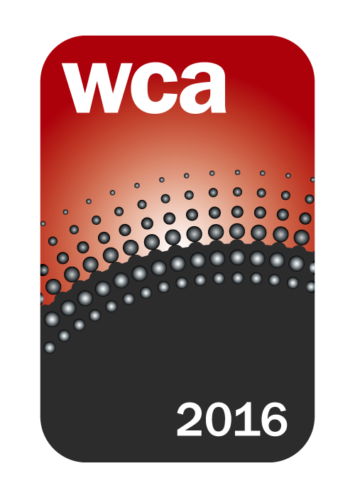 World Communication Awards 2016 logo