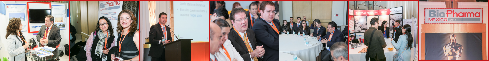 Photos from BioPharma Mexico 2014