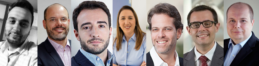 Speakers at Brasil's Customer Festival 2015