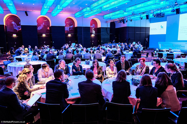 Round tables at the cell culture world congress 2016