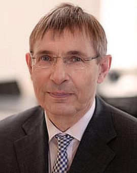 Klaus Cichutek, President, Paul Ehrlich Institute