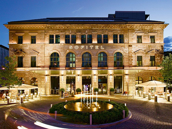 Sofitel Munich Bayerpost, Munich - venue for the Cell Culture World Congress 2017