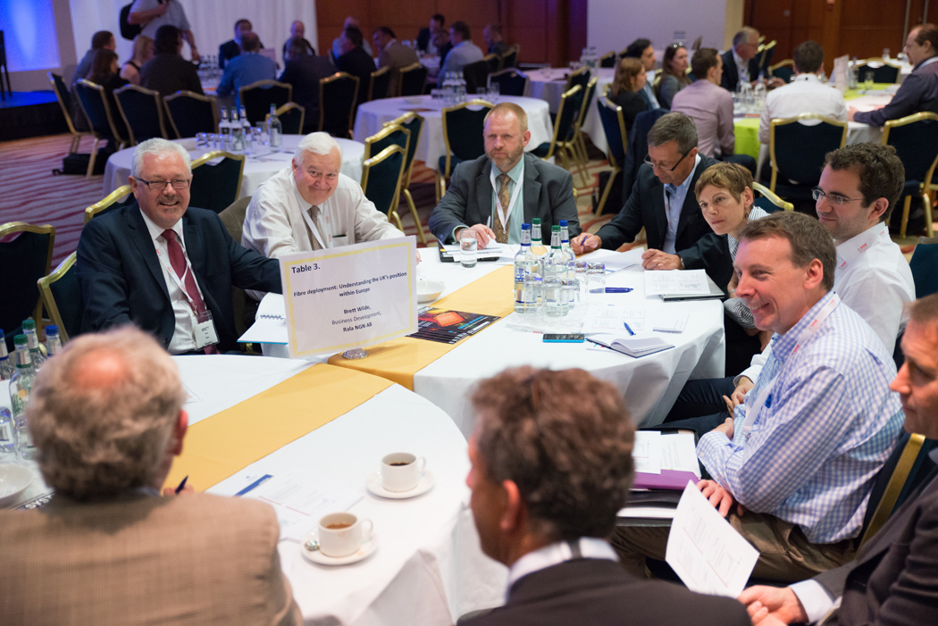 Roundtable discussion at Connected Britain 2015