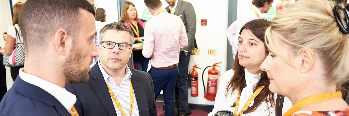 Speed networking at Europe's Customer Festival 2015