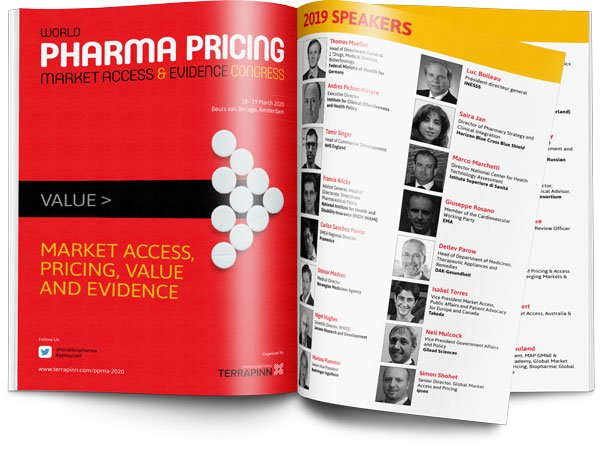 Pharma pricing and market access congress
