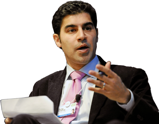 Parag Khanna at Submarine Networks World