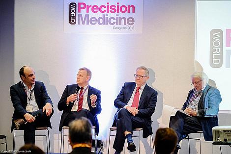 Precision Medicine Speaker Panel 2016