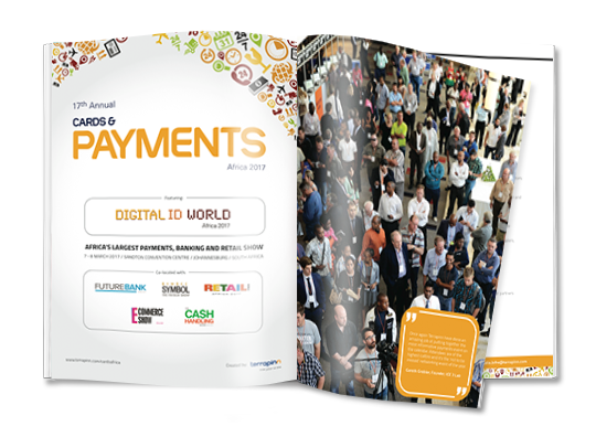 Cards & Payments Africa - Exhibit at the event