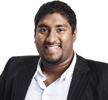 Vinny Lingham at Cards & Payments Middle East