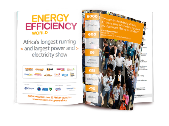 Power & Electricity World Africa Investment and development for power producers, intensive energy users and partners