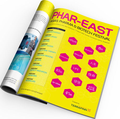 Download the Phar-East 2018 brochure