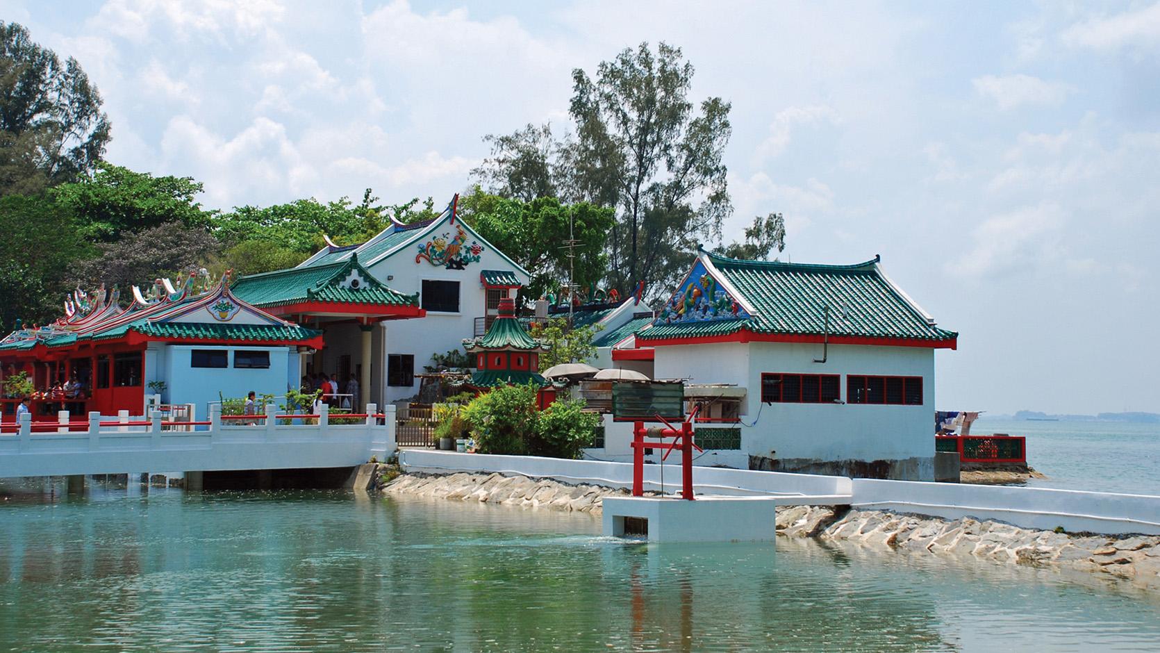EDUTECH ASIA 2017 Kusu island