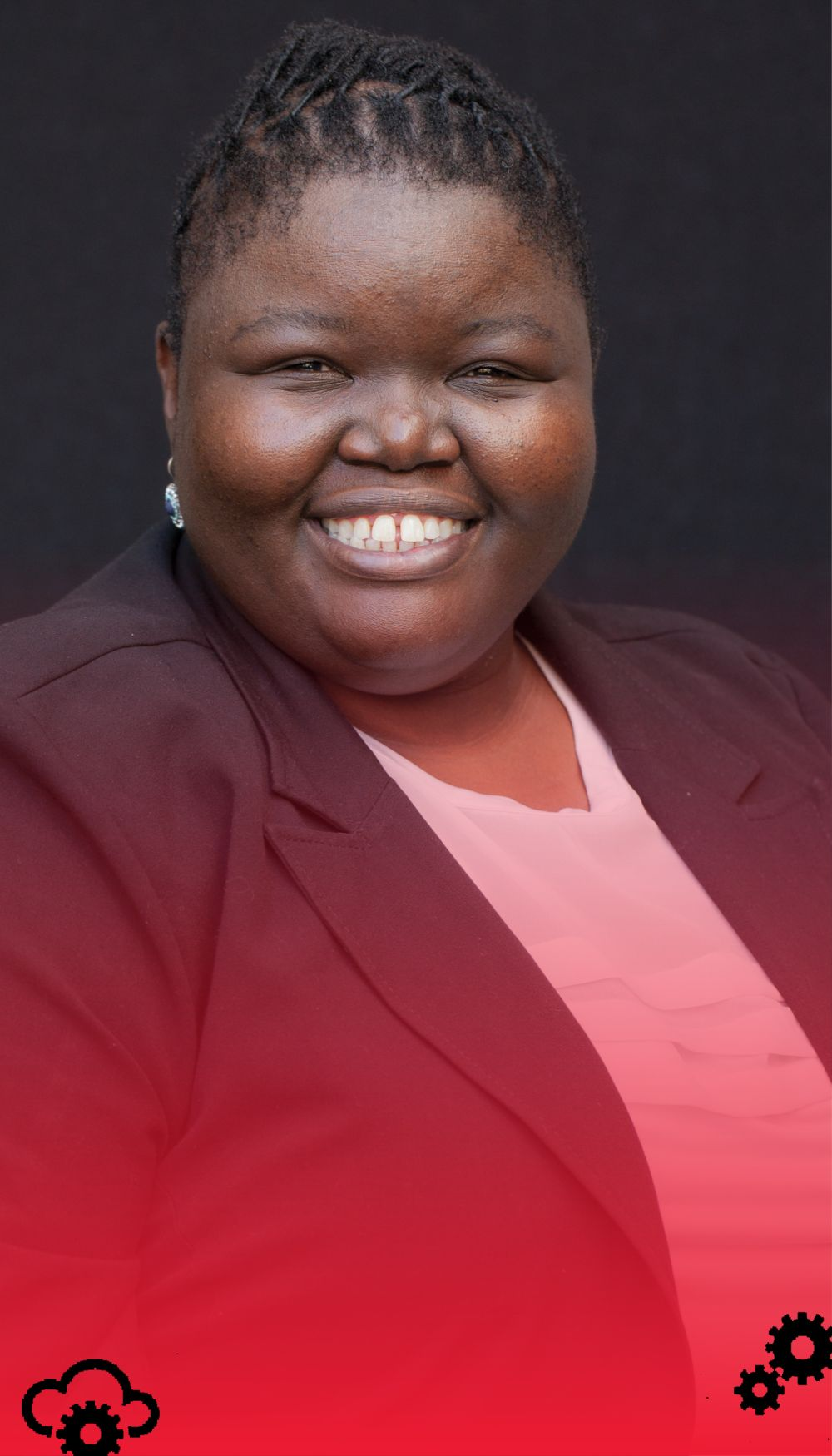 Mpho Magolego, Programme Training Officer, Investec Ltd
