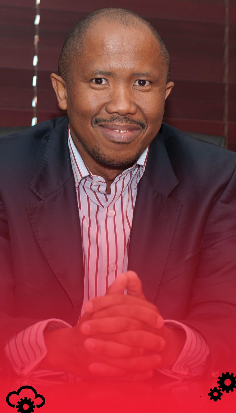Abey Kgotle, Exectuive Vice President Human Resources, Lonmin