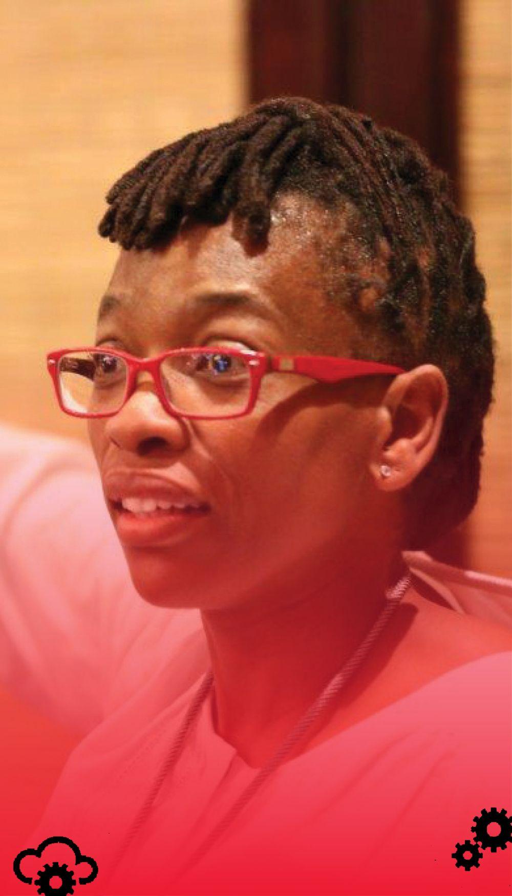 Dikeledi Dlwati, Human Resources Exectuive, Tigerbrands