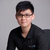 Lung Hao Liu at EduTECH Asia 2019