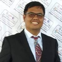 Rodel Danganan at EduTECH Philippines 2020