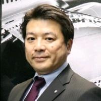 Takafumi Maruyama at Aviation Festival Asia 2020