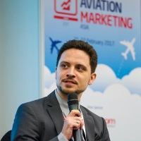 Frank Reisewitz at Aviation Festival Asia 2020