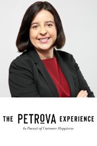 Liliana Petrova speaking at Aviation Festival Americas