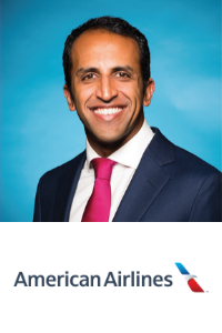 Vasu Raja speaking at Aviation Festival Americas