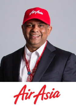 Tony Fernandes, Group CEO, AirAsia