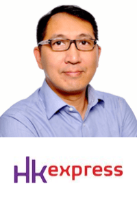 Christopher Chang HK Express