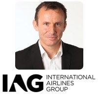 Glenn Morgan, IAG