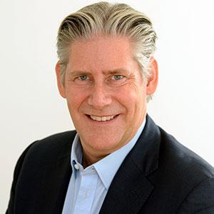 Johan Lundgren speaking at World Aviation Festival