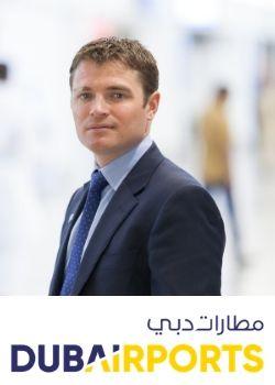 Michael Ibbitson, Dubai Airports