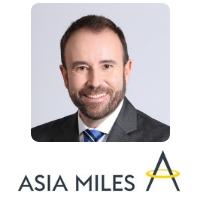 Paul Smitton Asia Miles