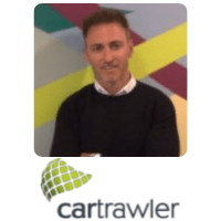Ritchie Masterson from CarTrawler speaking at World Aviation Festival