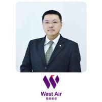 Rocky Wang at World Aviation Festival