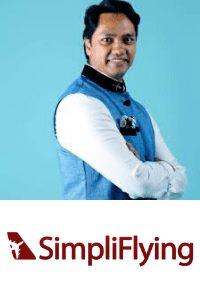 Shashank Nigam speaking at Aviation Festival