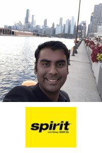 Sid Krishna Spirit Airlines