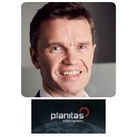 Simon Grennan from Planitas speaking at World Aviation Festival