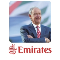 Sir Tim Clark, Emirates