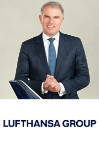 Carsten Spohr, CEO of Lufthansa Group speaking at Aviation Festival