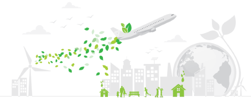 Sustainability aviation industry