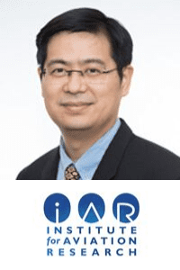 Professor Xiaowen Fu at World Aviation Festival