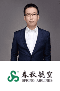 Zhengyuan Zhang at World Aviation Festival