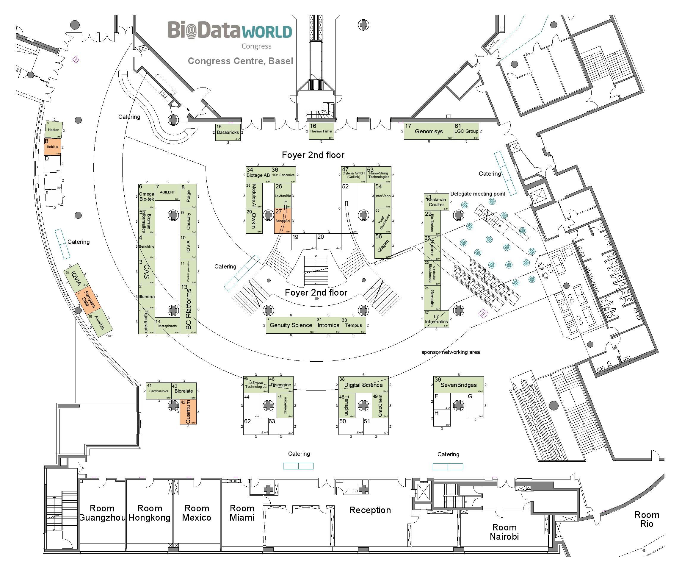 BioData Floorplan