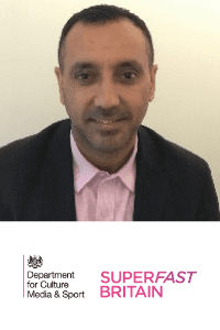 Raj Kalia at Connected Britain