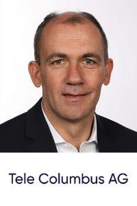 Daniel Ritz, CEO, Tele Columbus