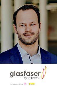 Oliver Prostak, Co-CEO, Glasfaser Nordwest