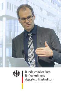 Frank Krüger, Director, Digital Society and Infrastructure, Bundesministerium für Verkehr und digitale Infrastruktur (BMVI)