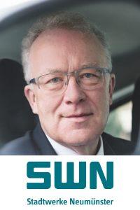 Michael Böddeker, Executive Director, SWN Stadtwerke Neumünster