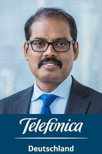 Mallikarjun Rao, CTIO, Telefónica Deutschland