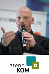 Tim Brauckmüller, Managing Director, atene KOM