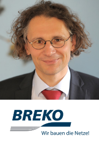 Michael Lemke, Senior Technology Principal (ICT), Huawei Technologies Deutschland